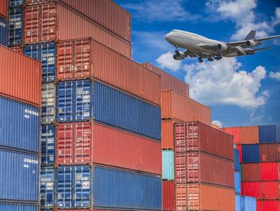 transporte de mercancia, carga aerea y maritima, paqueteria, encomiendas